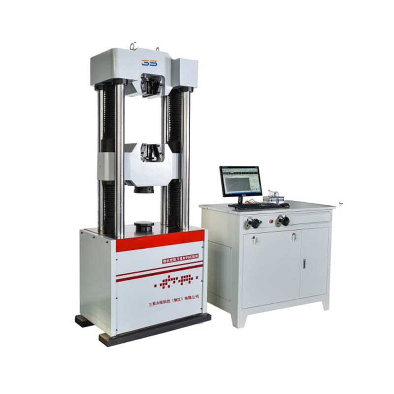 微机控制液压屏显万能试验机